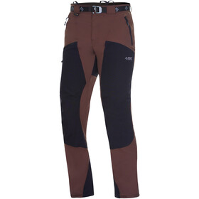 Directalpine Mountainer 5.0 Pantalones Hombre, brown/black